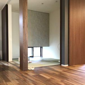 東海市の注文住宅の和室の画像