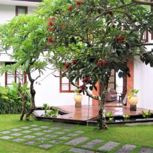 東海市で中庭ある家
