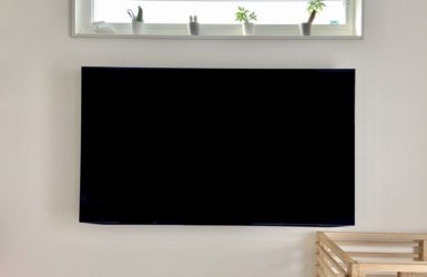新築テレビ