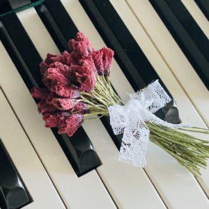 新築ピアノ置き場